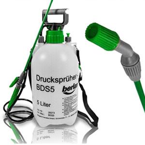 Pulvérisateur de 5 litres à pression préalable